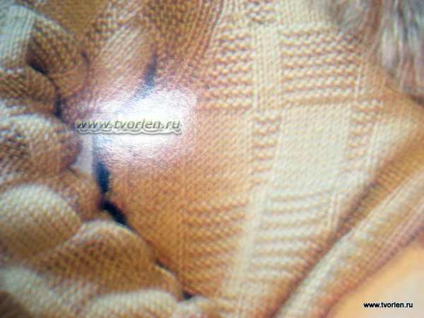 рельефный узор спицами (3)