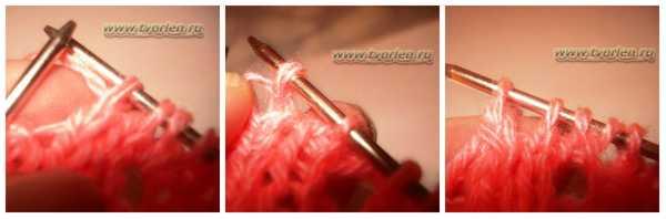 ажурные узоры спицами (3)
