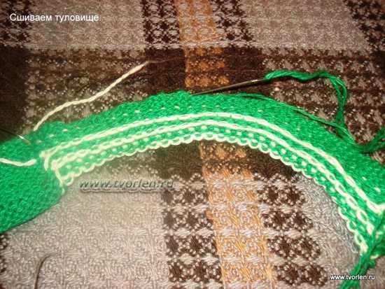 змея спицами (5)