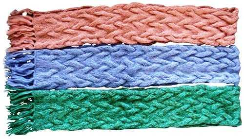 кисти для шарфа