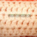 Вязание крючком-полустолбик