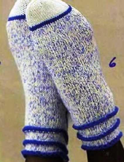 вязание носков (1)