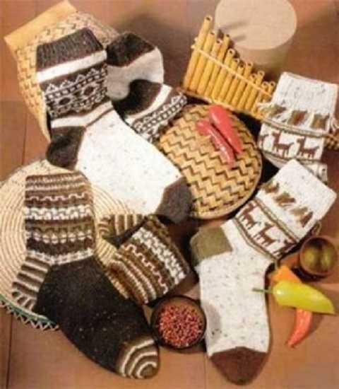 вязание носков (4)