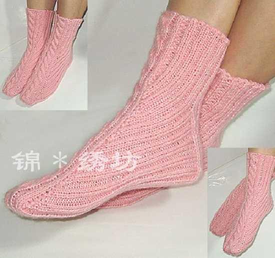 вязание носков (6)