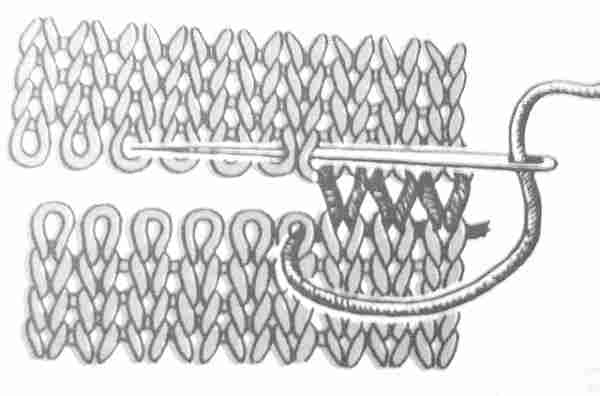 горизонтальный трикотажный шов (4)