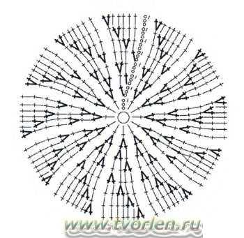 круг крючком (1)