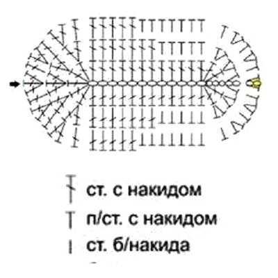 пинетки связанные крючком (8)