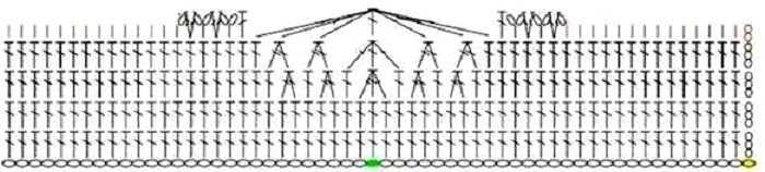 пинетки связанные крючком (9)