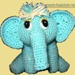 Жил был на свете розовый слон…