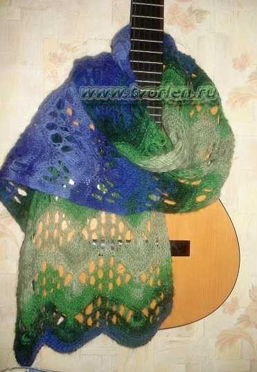 шотландский шарф (4)