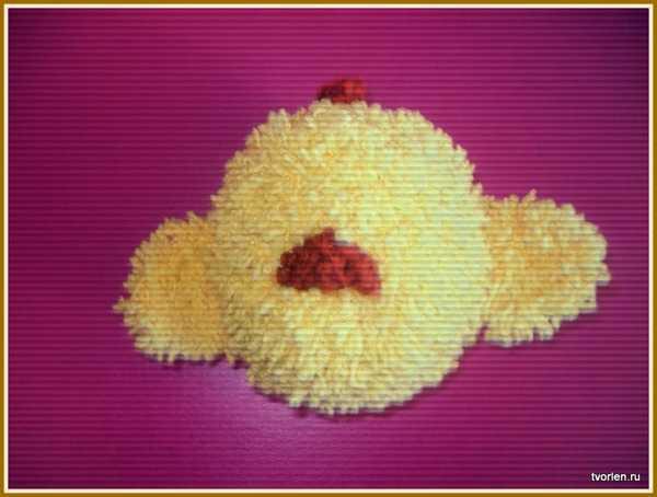 цыплёнок спицами (5)