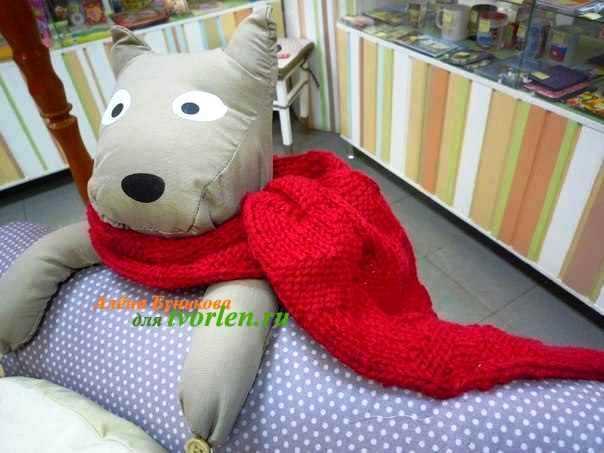 шарф-теневое-вязание-4