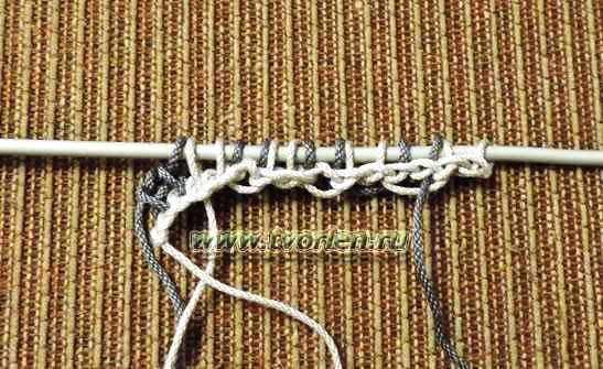 вязаный-браслет-пестрая-лента-5