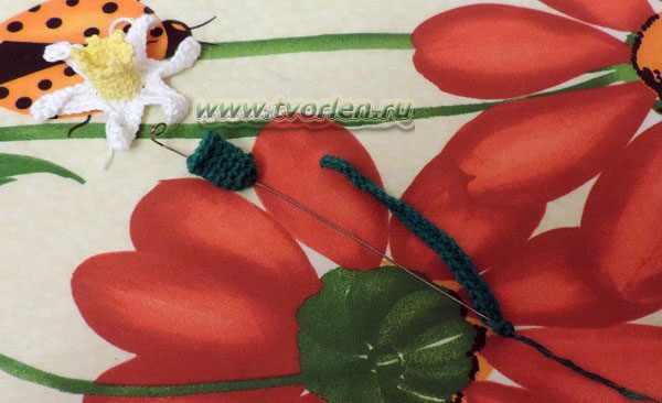 цветок нарцисса крючком(5)