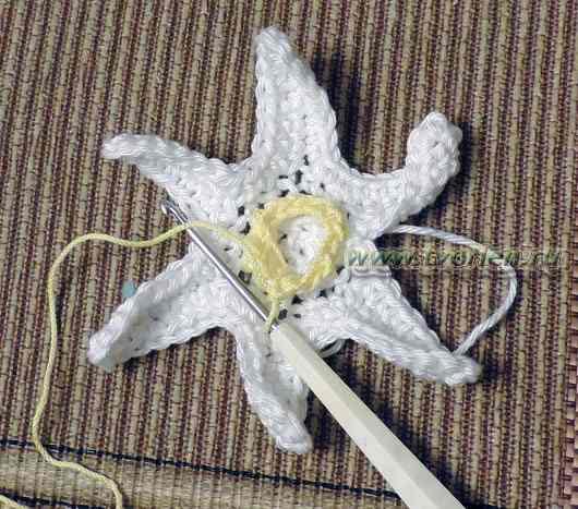 цветок нарцисса крючком(3)