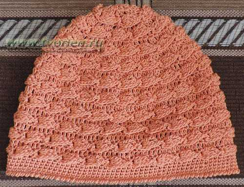 шапочка с листиками1