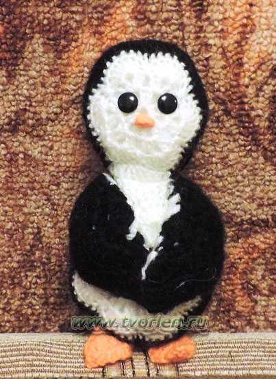пингвин из мотивов (1)