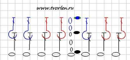 rezinka-kryuchkom-2-na-2-relefnymi-stolbikami
