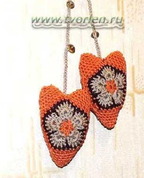 Сердечко с цветочком (3)