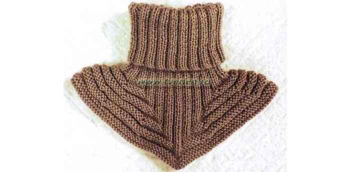 Вязание манишек спицами схемы вязание манишек для женщин