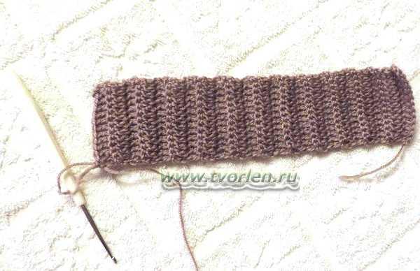 Носки крючком практика (2)