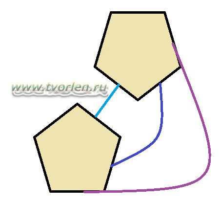 курочка из мотивов-схема сборки головы copy