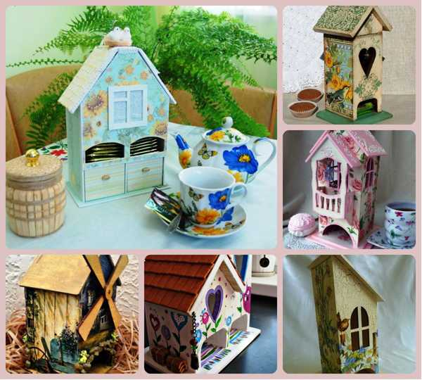 чайные домики
