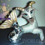 Козерог — знак зодиака своими руками от Галины Колесниковой (Конкурсная работа №2)