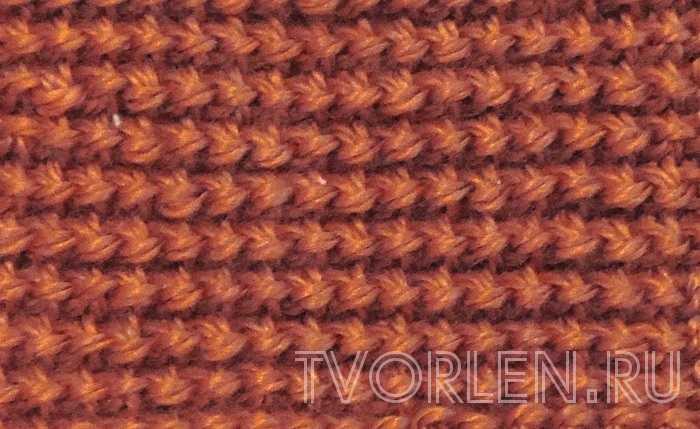 что такое тунисское вязание