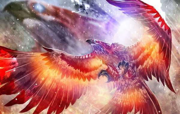 Ганс христиан андерсон птица феникс