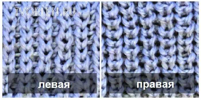 полупатентная резинка спицами (1)