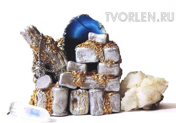 сувенир из глины своими руками (7)