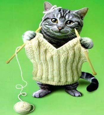 любителям вязания