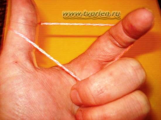 традиционный набор петель на спицы (2)