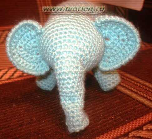 слоник крючком (5)