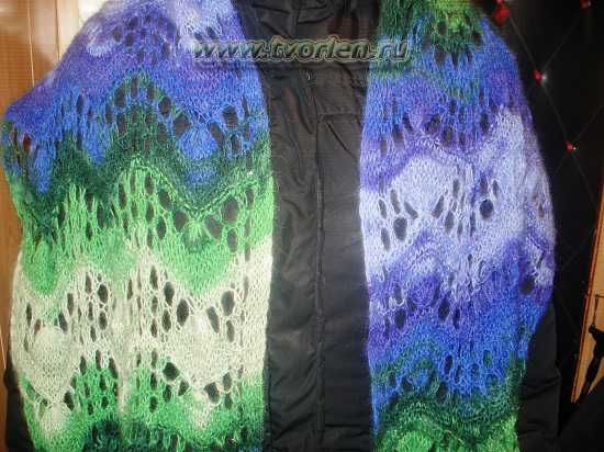 шотландский шарф (3)