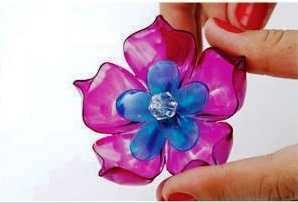 цветок-из-бутылки