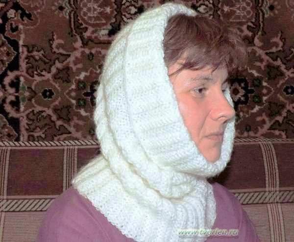 резинка патронташ - шарф-хомут