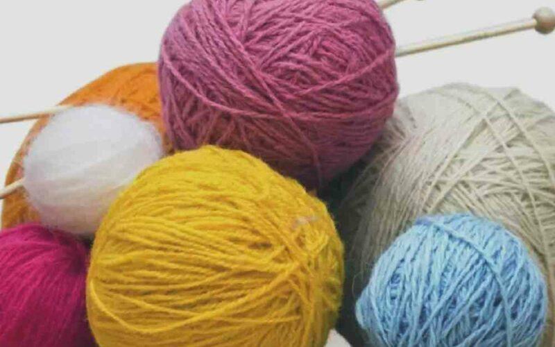 картинка про вязание