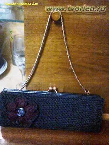 Любимая сумочка или, как обновить старую сумку