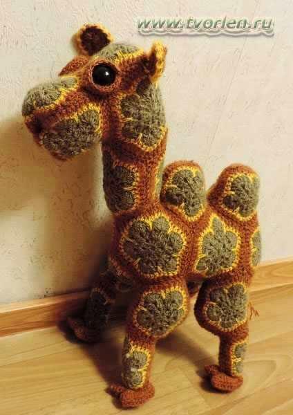 верблюд крючком (3)