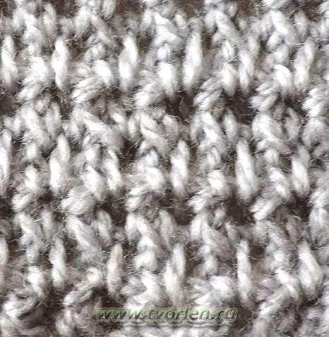 рельефный узор крючком (15)