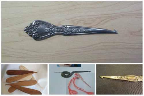 боснийское вязание-крючки