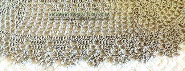 овальная салфетка крючком (4)