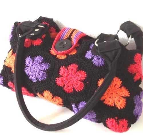 сумочки крючком (4)