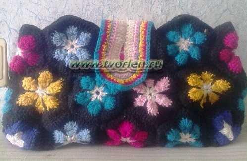 сумочки крючком (7)