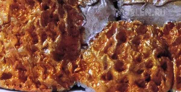 мох из глины