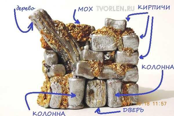 сувенир из глины своими руками (2)