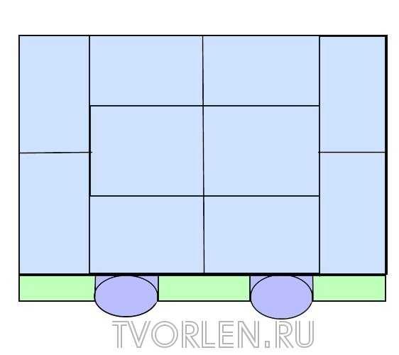 схема основания крепости (2)