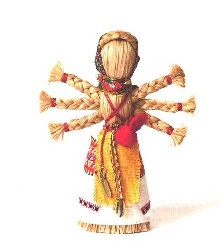 кукла шестиручка